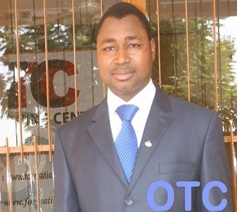 GOW Siaka, coordonnateur de OTC 336